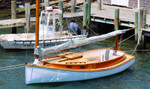 Edgartown Pier - Sail Boats