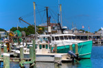Fishing Boats Hyannis