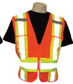 CLASS 2 ADJUSTABLE SAFETY VEST