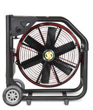 SuperVac Battery Operated Fan