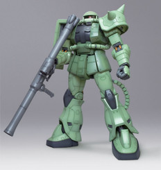 Gundam Mega Size: MS-06 Zaku II Model Kit 1:48 Scale