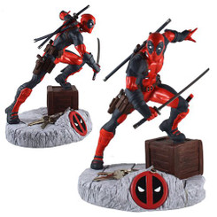 Deadpool Finders Keypers Statue