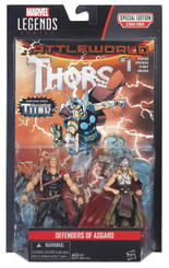 Marvel Legends Comic Book 3.75-Inch Action Figure 2-Pack: Thor and Odinson