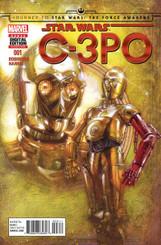Comic Book: C-3PO Special #1