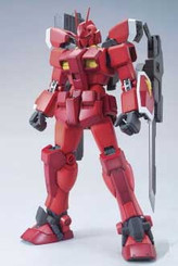 Gundam Master Grade: Amazing Red Warrior