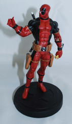 Marvel Deadpool Statue by Eaglemoss, Not Mint