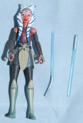 Star Wars Rebels 4-Inch Ahsoka Tano Loose Action Figure