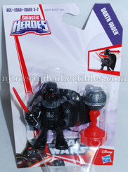 Star Wars Galactic Heroes Darth Vader Featured Figure