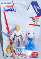 Star Wars Galactic Heroes Luke Skywalker Featured Figure