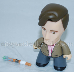 Doctor Who 2-Inch Vinyl Figure: 11th Doctor with Sonic Screwdriver