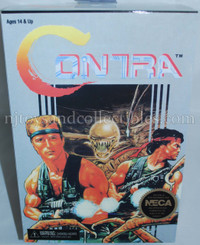 Contra Bill and Lance 7-Inch Action Figure 2-Pack