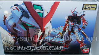Gundam Real Grade: Astray Red Frame #19 Model Kit
