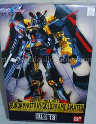Gundam Seed Destiny Astray Gold Frame Amatsu 1/100 Model Kit