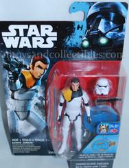 Star Wars Rogue One 3.75-Inch Wave 1: Kanan Jarrus Stormtrooper Action Figure