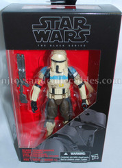 Star Wars Rogue One 6-Inch Wave 2: Scarif Stormtrooper Action Figure