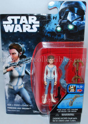 Star Wars Rogue One 3.75-Inch Wave 2: SW Leia Organa Action Figure
