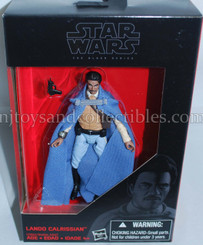 Star Wars Black Series 3.75-Inch Lando Calrissian Action Figure