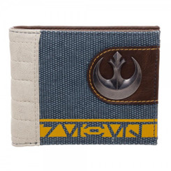 Rogue One Rebel Bi-Fold Wallet
