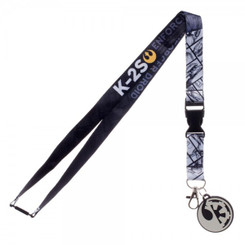 Star Wars Rogue One K-2SO Lanyard