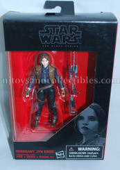 Star Wars Black Series 3.75-Inch Jyn Erso Action Figure