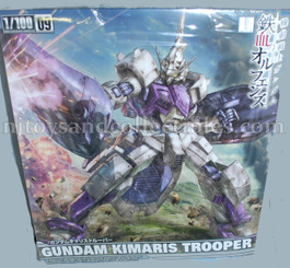 Gundam Master Grade: IBO Kimaris Trooper Model Kit