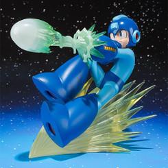 Bandai Mega Man S.H. Figuarts Zero Static Figure