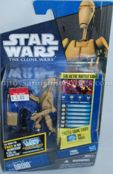 Star Wars Saga Legends Battle Droid Action Figure