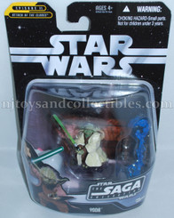 Star Wars Saga Collection Yoda Action Figure