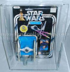 Star Wars Vintage 1978 Takara Diecast TIE Fighter Vehicle AFA 70