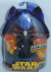 Star Wars ROTS Chancellor Palpatine Action Figure