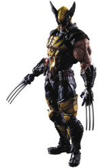 Marvel Universe Play Arts Kai Wolverine Action Figure