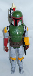 Vintage Star Wars 12-Inch Loose Boba Fett Action Figure, Complete