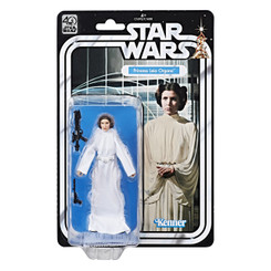 Star Wars 40th Anniversary 6-Inch Princess Leia Action Figure
