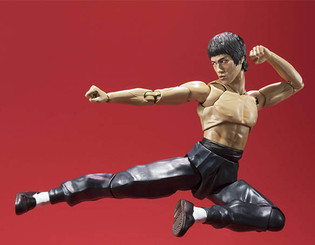 Bandai S.H. Figuarts Bruce Lee Action Figure