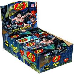 Jelly Belly 1oz Bag: Superhero Jellybeans