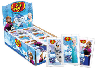 Jelly Belly 1oz Bag:  Frozen Jelly Beans