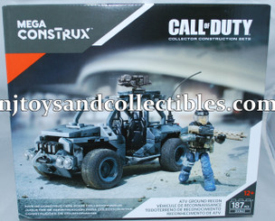 Mega Construx Call of Duty ATV Ground Recon Construction Set