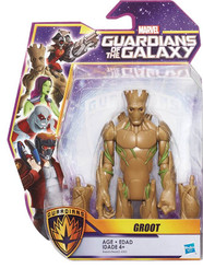 Guardians of the Galaxy 6-Inch Wave 2: Groot Action Figure