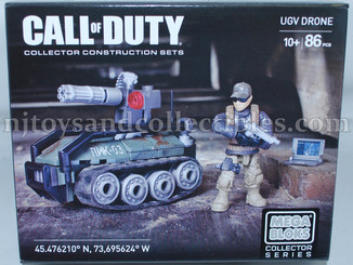 Call of Duty Mega Bloks UGV Drone Construction Set