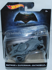 Hot Wheels Batman Premium Diecast Vehicles: BvS Batmobile