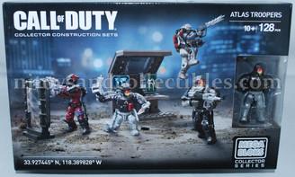 Call of Duty Mega Bloks Atlas Troopers Construction Set