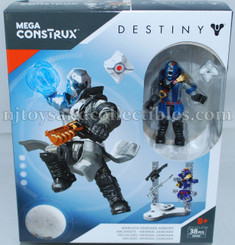 Mega Construx Destiny Guardian Warlock Samsara Armory Mini Figure