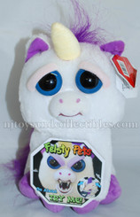 Feisty Pets: Glenda Glitterpoop Plush Unicorn