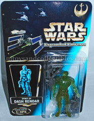 Star Wars Custom-Made Spirit of Dash Rendar Action Figure