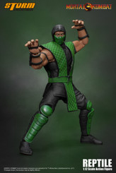 Mortal Kombat Reptile 1:12 Scale Premium Action Figure