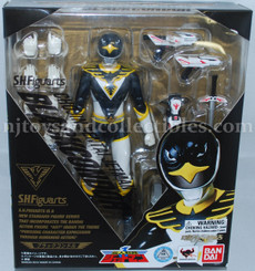 Power Ranger Black Condor Choujin Sentai Jetman S.H.Figuarts **WEB EXCLUSIVE**