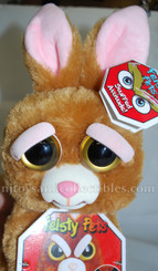 Feisty Pets: Vicky Vicious Plush Bunny Rabbit