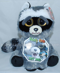 Feisty Pets: Rascal Rampage Plush Raccoon