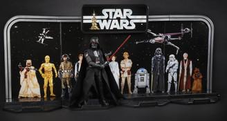 Star Wars 40th Anniversary Diorama Stand Base