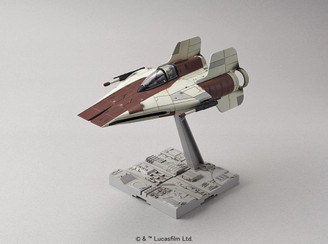 Star Wars Bandai A-Wing Fighter Model Kit